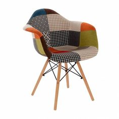 Chair, Furniture, Home Decor, Scrappy Quilts, Grey Bed, Couches, Beds, Decoration Home, Room Decor