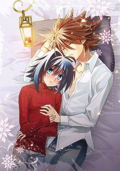 Aichi and Kai