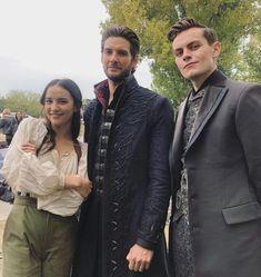 Dorian Gray, Funeral, Shadow Bone, Bones Netflix, Netflix Cast, Freddy Carter, Bones Tv Show, The Darkling, The Grisha Trilogy