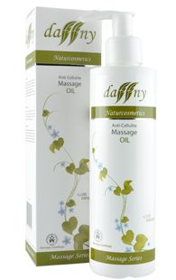 Anti-Cellulite Massage Oil - Massage Series