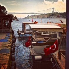 A beautiful tranquil district in Anatolian side... Kanlıca, Istanbul