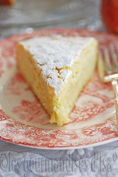 Ricotta Dessert, Cake Recipes, Dessert Recipes, Cake Name, Vanilla Cake, Biscuits, Cheesecake, Deserts, Brunch