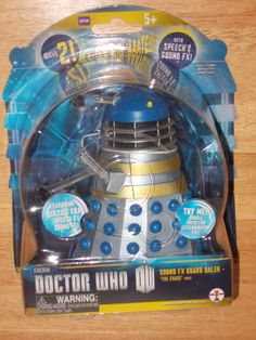 Doctor Who Talking Dalek 5-Inch Action Figure: The Chase (1965)