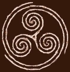 triskellion circle