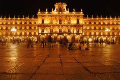 Plaza Mayor, Salamanca (Madrid)
