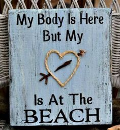 #my <3 is at the beach