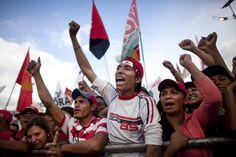 Black Lives Matter in Solidarity with Venezuelan People. ROAR Magazine