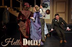 South Manchester AOS Z-arts Theatre South Manchester, Arts Theatre, Z Arts, Hello Dolly
