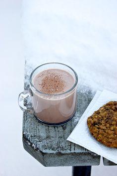 Milk Chocolate Chai Latte