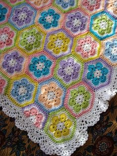 ON SALE 10% OFF Granny Square Crochet by GalyaKireva on Etsy
