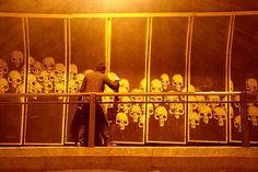 Grafite inverso de Alexandre Orion | Araka