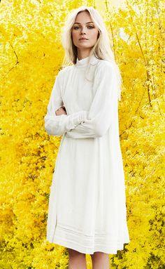 ES16 Early Spring, High Neck Dress, Inspiration, Collection, Dresses, Fashion, Beginning Of Spring, Turtleneck Dress, Biblical Inspiration
