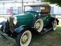 1930 Model A Ford PICS - Northeast Packard Classic Cars