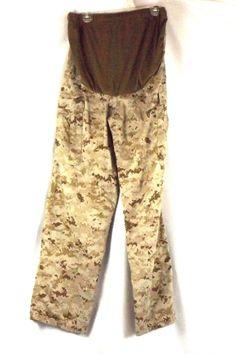 American Apparel INC. Desert MARPAT Camouflage MCCUU  Cargo Trouser Sz8