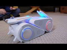 ✔ Codeybot: Meet The Robot Who Teaches Kids To Code! - YouTube ll How awesome is this?! Codeybot is a cute, customisable robot that is so awesome for #edtech! https://www.speechmark.net