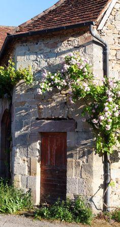Curemonte, departamento de Corrèze, na região de Limousin, França.