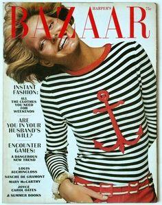 Harper's Bazaar June 1971