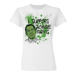 Do you support #zombie rights ?