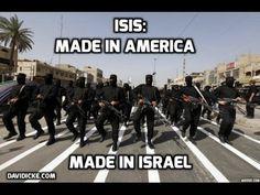 ISIS - Islamischer Staat! Made by USA! Die Wahrheit über den IS die jede...