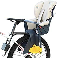5 Best Rear Mounted Bike Seats For Your Child Or Baby 2020