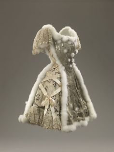 Costume for La Mer de Glace, act III, Ballet-opéra by Jean Lorrain, music by Charles Silver [photo Mauro Magliani and Barbara Piovan, Theatre Costumes, Tutu Costumes, Vintage Dresses, Vintage Outfits, Vintage Fashion, 1900s Fashion, Historical Costume, Historical Clothing, Fairytale Fashion