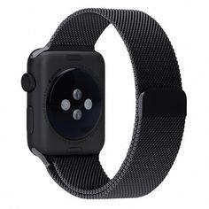 Apple Watch Band, Milanese Magnetic Loop - Spartan Watches - Top Apple Watch Bands & Luxury Watches #applewatchseries4