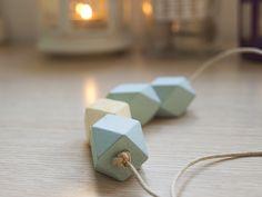 diy: collar de madera con Chalk Paint | milowcostblog♥