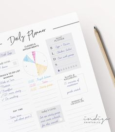 Student Planner, 20 Pages | Created by @IndigoPrintables The Student Planner Kit contains everything you need to help you achieve those dream grades. The Study Planner Kit has been carefully designed to help you stay on top of school work and stay motivated whilst studying. The specially designed daily planner is perfect for those busy stressful days, full of classes and studying. It will keep you productive, whilst also helping you to regain a healthy balance with the daily prompts. Take a…