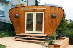 Sustainsia work pod exterior