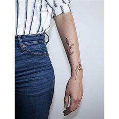 47 Ideas Tattoo Small Nature Simple Beautiful – A Women Elegant Tattoos, Dainty Tattoos, Trendy Tattoos, Beautiful Tattoos, Small Tattoos, Cool Tattoos, Beautiful Beautiful, Wrap Tattoo, Cuff Tattoo