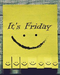 The weekend's just around the corner. :) #happyfriday #weekend #motivation