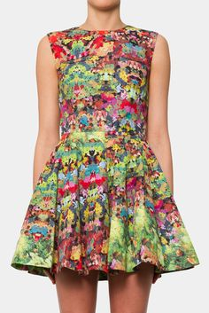 $680.. ok, this is my fave!  same style as my powder blue one that I have worn to death! yes yes, Secret Garden Revival Dress | CAMILLA AND MARC | Secret Garden