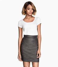 H&M Pencil Skirt $29.95