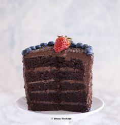 Tort de ciocolata <3