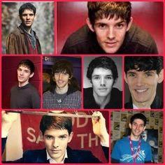 Colin Morgan collage