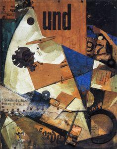 Kurt Schwitters - DasUndbild, 1919 - Abstract art - Wikipedia, the free encyclopedia