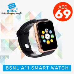 47eedbb9f80 ... Best Smart Watches for Men Online shopping.  Onlineshopping  uae  bsnl   smartwatches. See more. Shop for  BSNL A11 Smart Watch Mobile