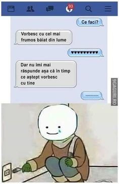 ... Whatsapp Messenger, Sarcastic Humor, Funny Images, Haha, Family Guy, Jokes, Silly Things, Comics, Depressed