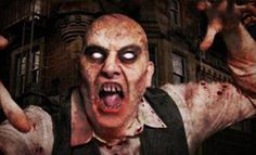 Groupon - Group Haunted-House Outings at Powerhouse of Terror (Up to 53% Off). Three Options Available. in Toronto (New Toronto). Groupon deal price: $25.00