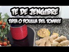 Como Hacer Te De Jengibre Combatir La Oruga Del Tomate o Tuta    La Huer...