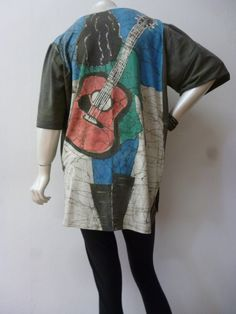 Camisetão (malha algodão)