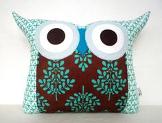http://www.etsy.com/listing/74858587/new-polyfil-stuffed-the-aqua-ripple-owl
