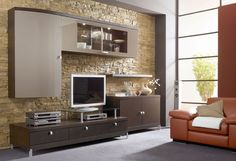 Modern Lcd Cabinet Design For Living Room Id989 - Lcd Cabinet Designs For Living Room - Living Room Designs - Interior Design
