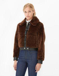 Vicious Jacket - Coats - Sandro Paris