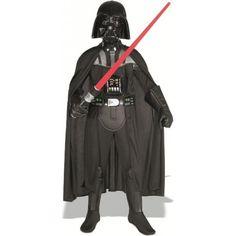 Déguisement Dark Vador enfant Star Wars luxe