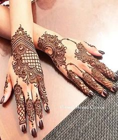 717 Best Bridal henna images in 2019