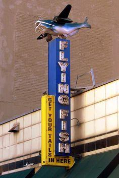 Flying Fish... Memphis, TN.