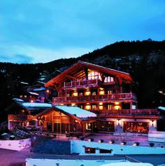 Luxury real estate in Verbier - Suisse  The chalet L.Raphael - Verbier.