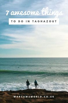 Taghazout is a gorgeous surf town just North of Agadir, Morocco. Check out my 7 favourite things to do when visiting Taghazout! Visit Morocco, Morocco Travel, Africa Travel, Top Travel Destinations, Amazing Destinations, Travel Inspiration, Travel Ideas, Travel Tips, Morocco Itinerary