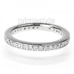 This kind of setting is where the diamonds are placed with a channel in between the two strips of metal making it more comfortable for the lady to wear the ring